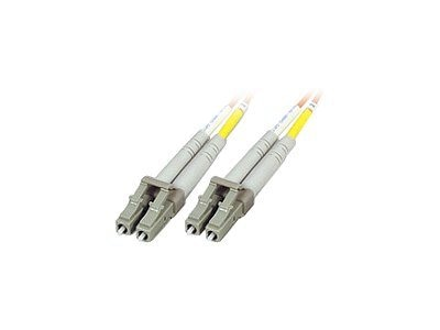 Manhattan LC-LC 50 125 OM2 Multimode Duplex Fiber Cable, 5m