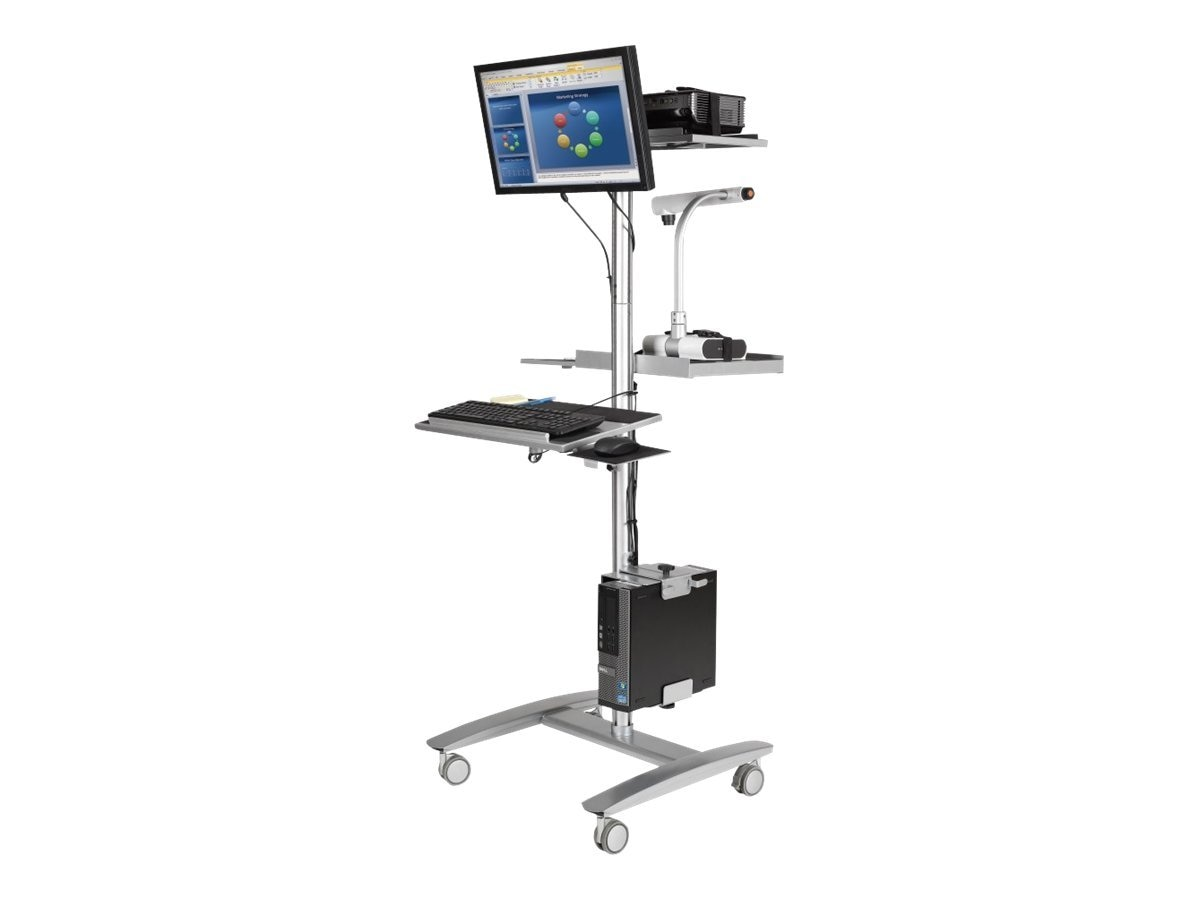 Balt Beta Sit-Stand Workstation, 27614