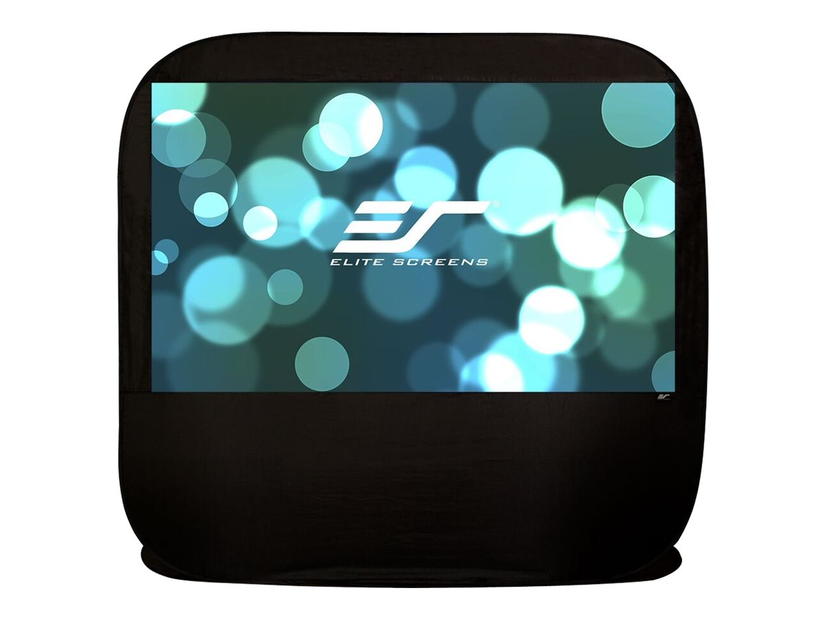 Elite PopUp Cinema Series Projection Screen, 84