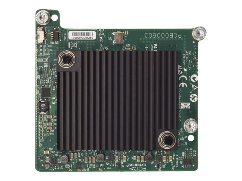 HPE InfiniBand FDR 2-port 545M Adapter, 702213-B21, 16882950, Network Adapters & NICs