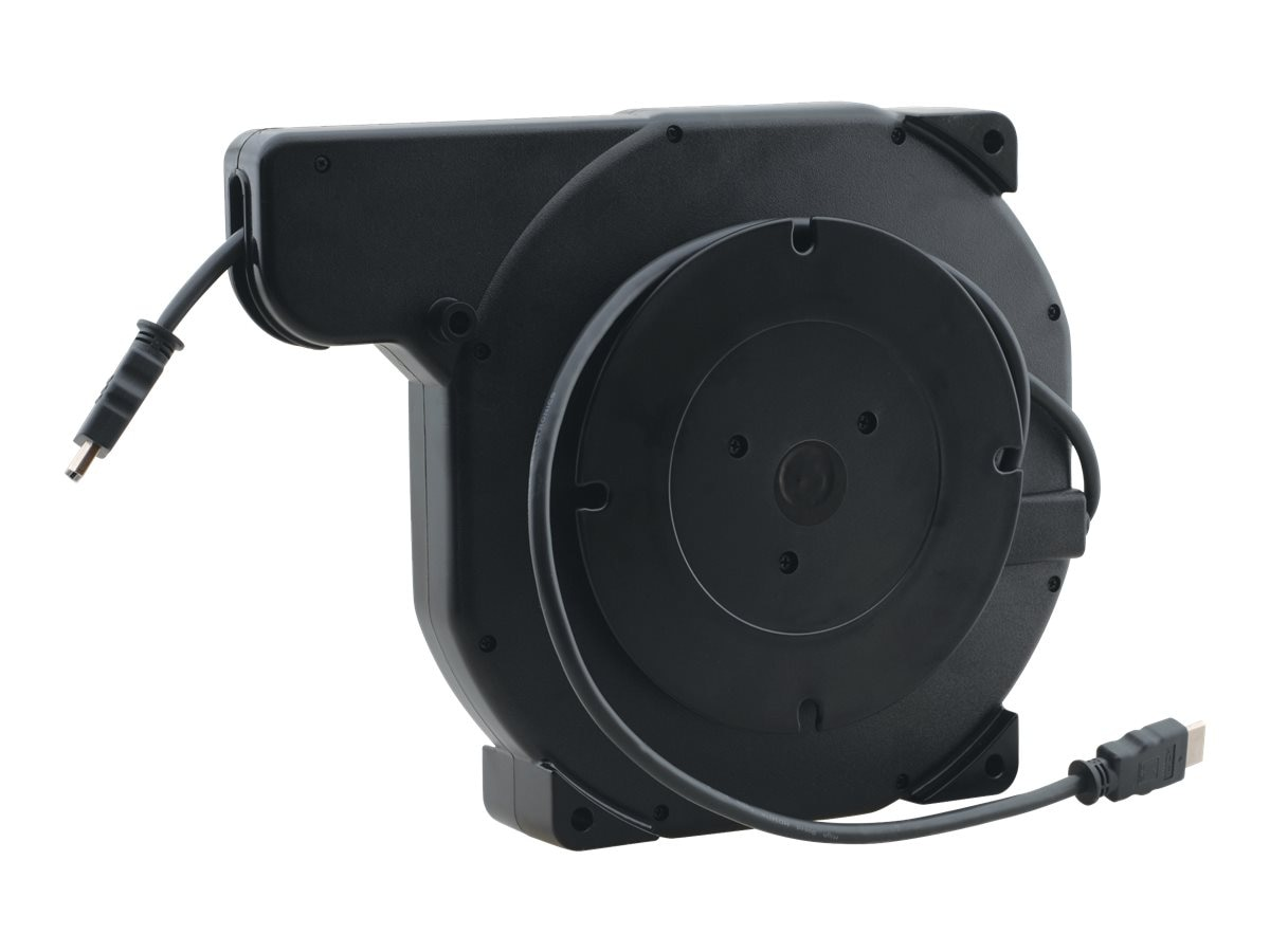 Kramer Retractable HDDB15 VGA Cable Reel, 3ft, K-ABLE-VGA