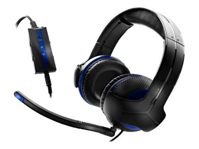 Thrustmaster Y-250P Gaming Headset for PS3 & PC, 4160587, 15043329, Computer Gaming Accessories