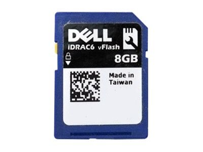 Dell 8GB SD Card for IDSDM, 385-BBHW, 30935034, Memory - Flash