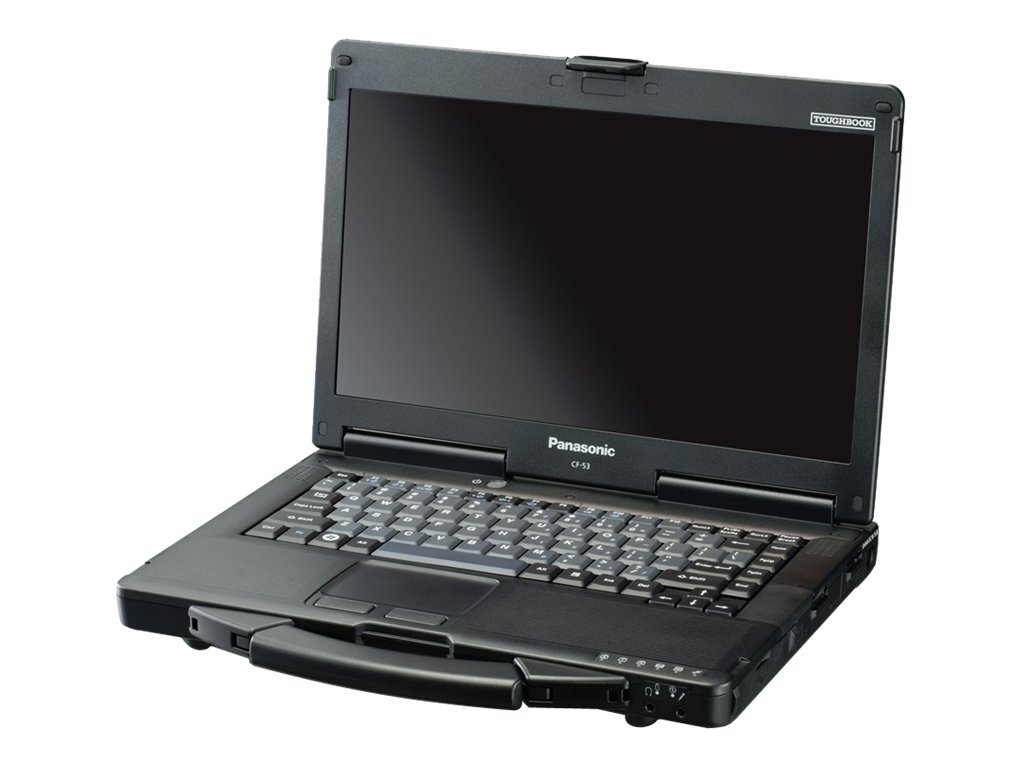 Panasonic Toughbook 53 4GB 500GB 14 HD Touch