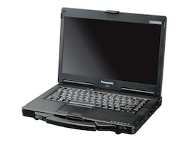 Panasonic Toughbook 53 Core i5-4310U 2.0GHz 4GB 500GB (7200RPM) DVD SM WiFi BT 14 HD W7P (W8.1P COA), CF-532ALZYCM, 17644751, Notebooks