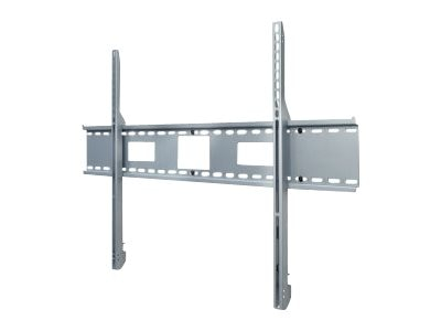 Peerless SmartMount Antimicrobial Universal Flat Wall Mount for 60-95 Displays, White, SF680-AW