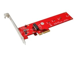 Addonics M2 PCIe M2 NVMe SSD Adapter, ADM2NVMPX4, 31668687, Drive Mounting Hardware