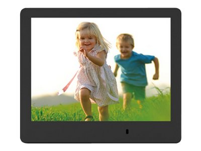 ViewSonic VFD820-50 Digital Picture Frame, 8in, VFD820-50, 14499148, Digital Picture Frames
