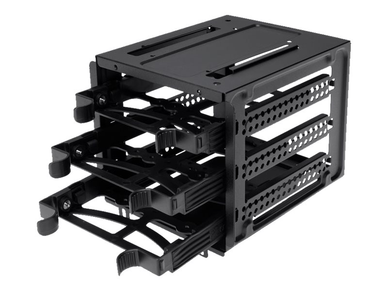 Corsair Obsidian Series 550D Drive Cage w  (3) Drive Trays, CC-8930055
