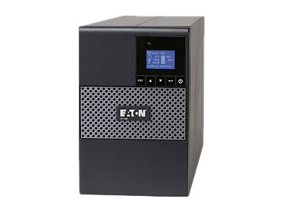 Eaton 5P 1440VA 1100W 120V Tower 5-15P Input, (8) 5-15R Outlets, 5P1500, 15624828, Battery Backup/UPS