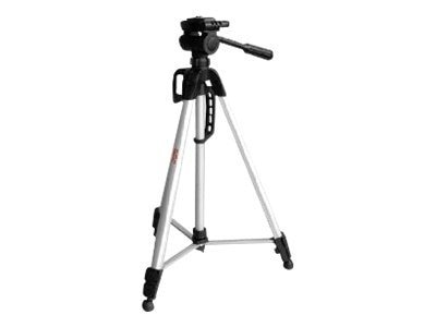 Digipower 66 Tripod with 3-Way Pan Head, TP-TR66, 11226401, Camera & Camcorder Accessories