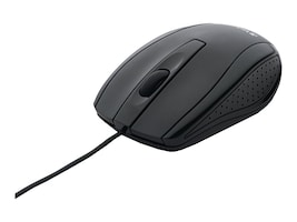 Verbatim Bravo Wired Notebook Optical Mouse, 98106, 30858606, Mice & Cursor Control Devices
