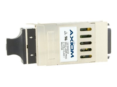 Axiom 1000BaseSX GBIC Transceiver, 10011-AX, 9183499, Network Device Modules & Accessories