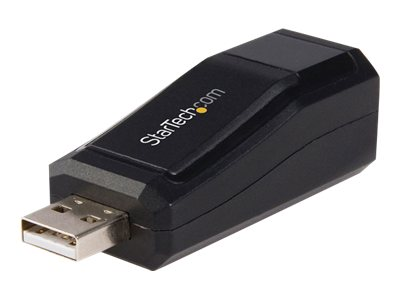 StarTech.com USB 2.0 to Ethernet Adapter, USB2106S
