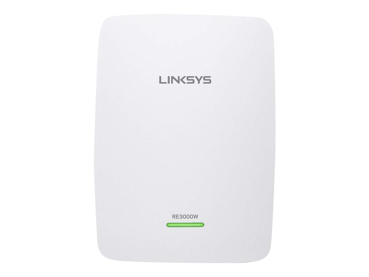 Linksys N300 WiFi Wireless Single Band Range Extender