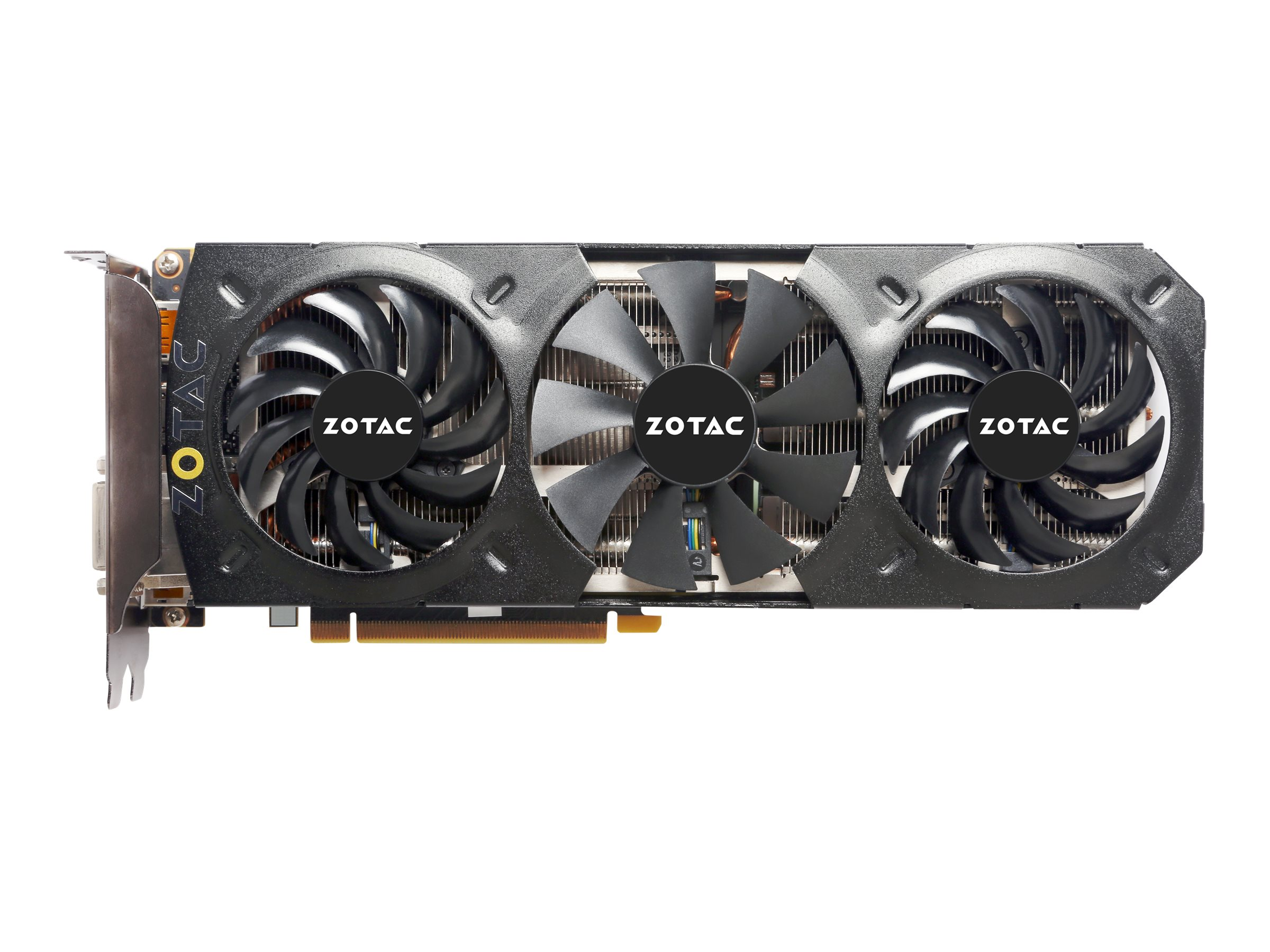 Zotac GeForce GTX 970 AMP Edition PCIe 3.0 Graphics Card, 4GB GDDR5, ZT-90110-10P