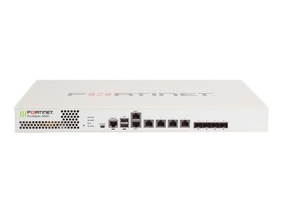 Fortinet FortiGate 300D w  1Yr 24x7 FortiCare and FortiGuard Bundle, FG-300D-BDL-950-12, 17600213, Network Firewall/VPN - Hardware
