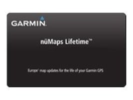 Garmin nuMaps Lifetime card Europe, 010-11269-01, 10141333, Software - Maps & Travel