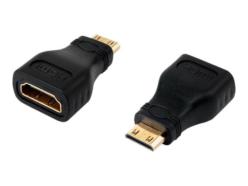 4Xem HDMI to Mini HDMI F M Adapter, 4XHDMIFMMINI, 16904961, Adapters & Port Converters