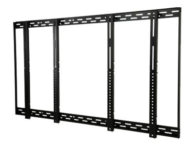 Peerless Universal 2x2 Video Wall Mounting Kit for 40-46 Flat Panels, DS-VW646-2X2, 13705907, Stands & Mounts - AV