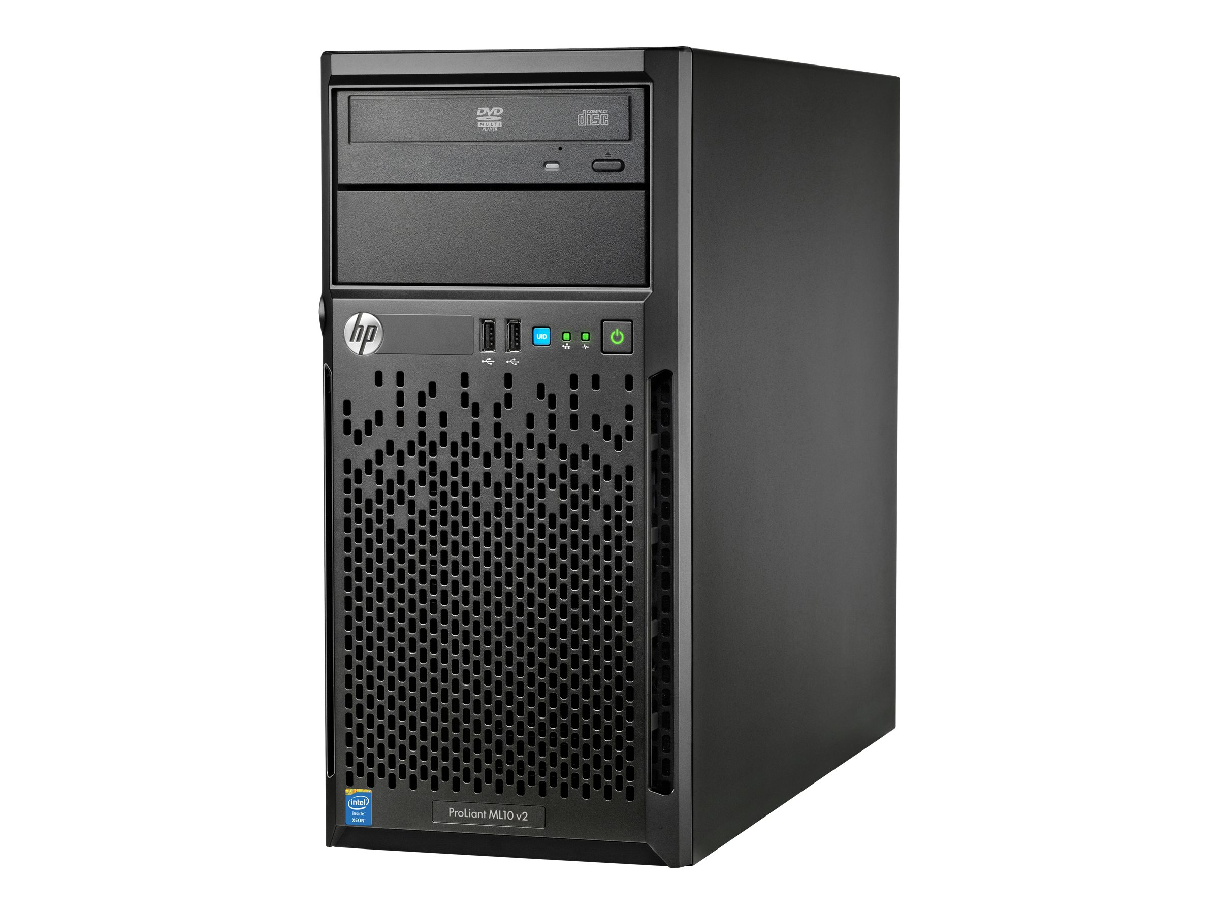 HPE Smart Buy ProLiant ML10 v2 Intel 3.1GHz Xeon, 812129-S01, 19459268, Servers