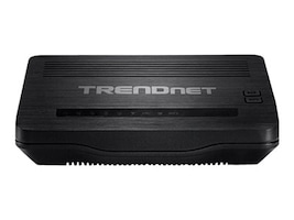 TRENDnet N300 Wireless ADSL 2Plus Modem Router, TEW-722BRM, 18037661, Wireless Routers