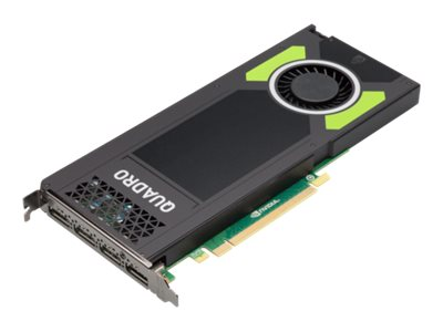 HPE NVIDIA Quadro M4000 PCIe x16 Graphics Card, 8GB GDDR5, M9X58A, 31846746, Graphics/Video Accelerators