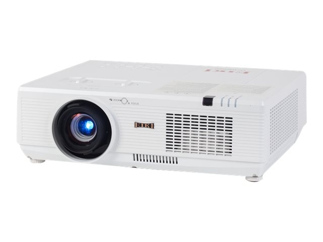 Eiki LC-WB500 LCD Projector, 5100 Lumens