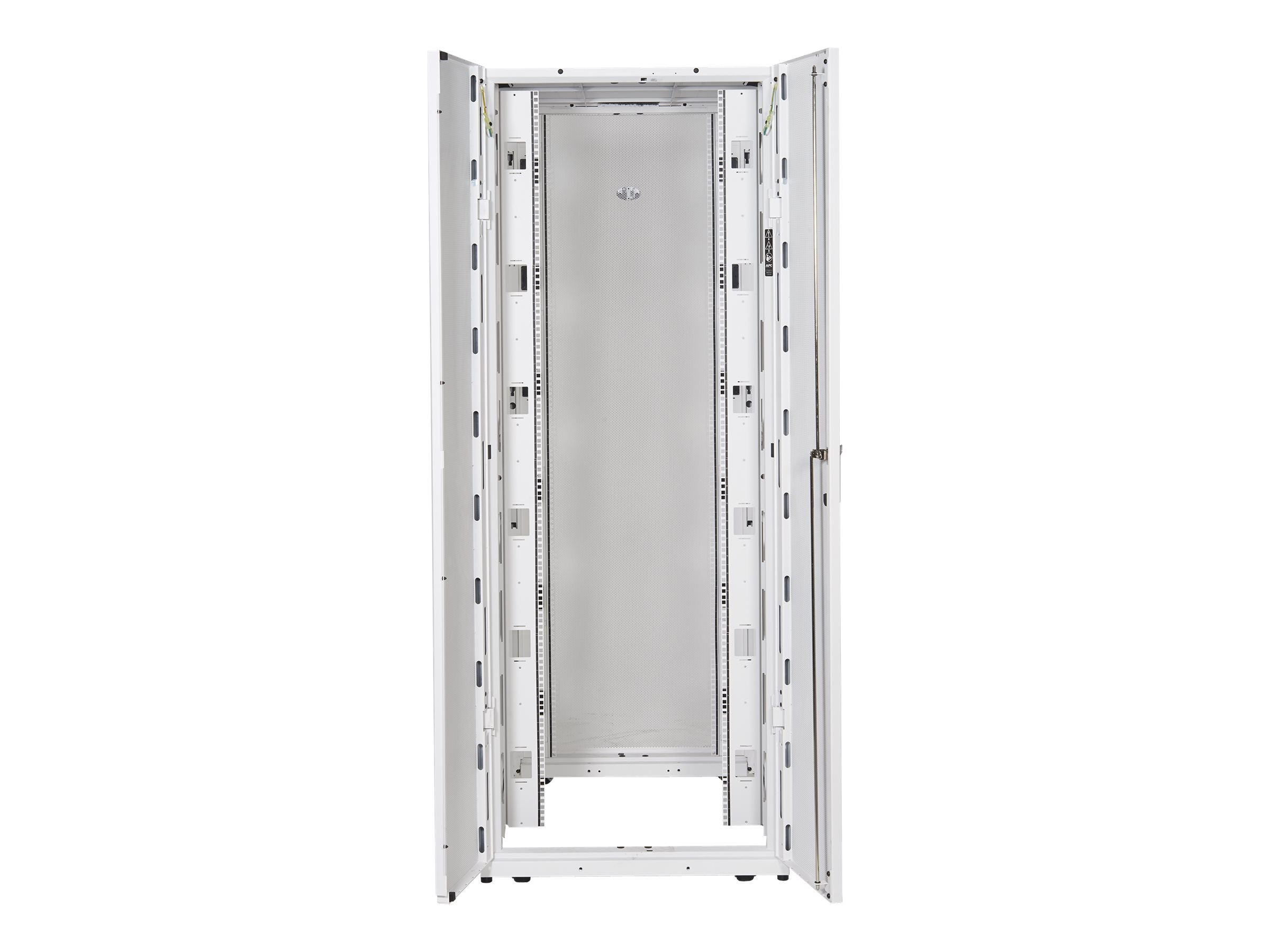 APC NetShelter SX 42U 750mm Wide x 1200mm Deep Enclosure, White, AR3350W