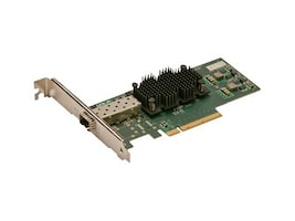 Atto FastFrame NS11 10GBE 8PCIe NIC Dual-Channel LP LC SFP+ SR ROHS, FFRM-NS11-000, 12726036, Network Adapters & NICs