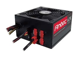 Antec 620W ATX12V Gamer Ready PSU HCG 80 Plus Bronze Cert, HCG-620M, 13600380, Power Supply Units (internal)