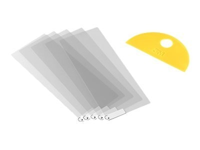 Zebra Symbol Screen Protector, Half (5-Pack), 90500114-R, 12026911, Protective & Dust Covers