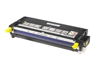 Dell Yellow Toner Cartridge for 3110CN & 3115CN Printers, 310-8099, 12695735, Toner and Imaging Components
