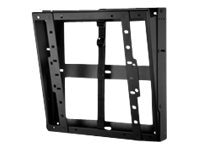 Peerless Flat Tilt Wall Mount with Media Device Storage for 40 to 60 Flat Panels