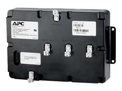 APC Brick Module 600 347V 120KA for 3-Phase Brick Panels, BML3-A, 10191357, Surge Suppressors