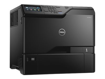 Dell Color Smart Printer - S5840cdn w  CAC Enablement (TAA Compliant), DGN5K