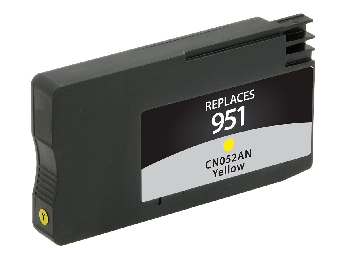 V7 CN052AN Yellow Ink Cartridge for HP Officejet Pro 8600