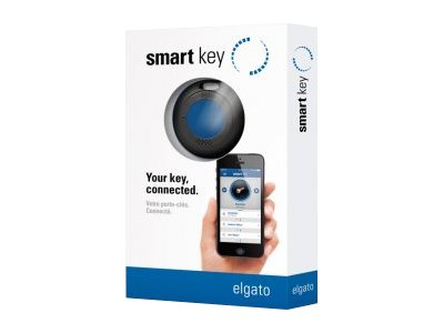 El Gato Smart Key Connect Keychain to iPhone, 10027500, 31175170, Security Hardware