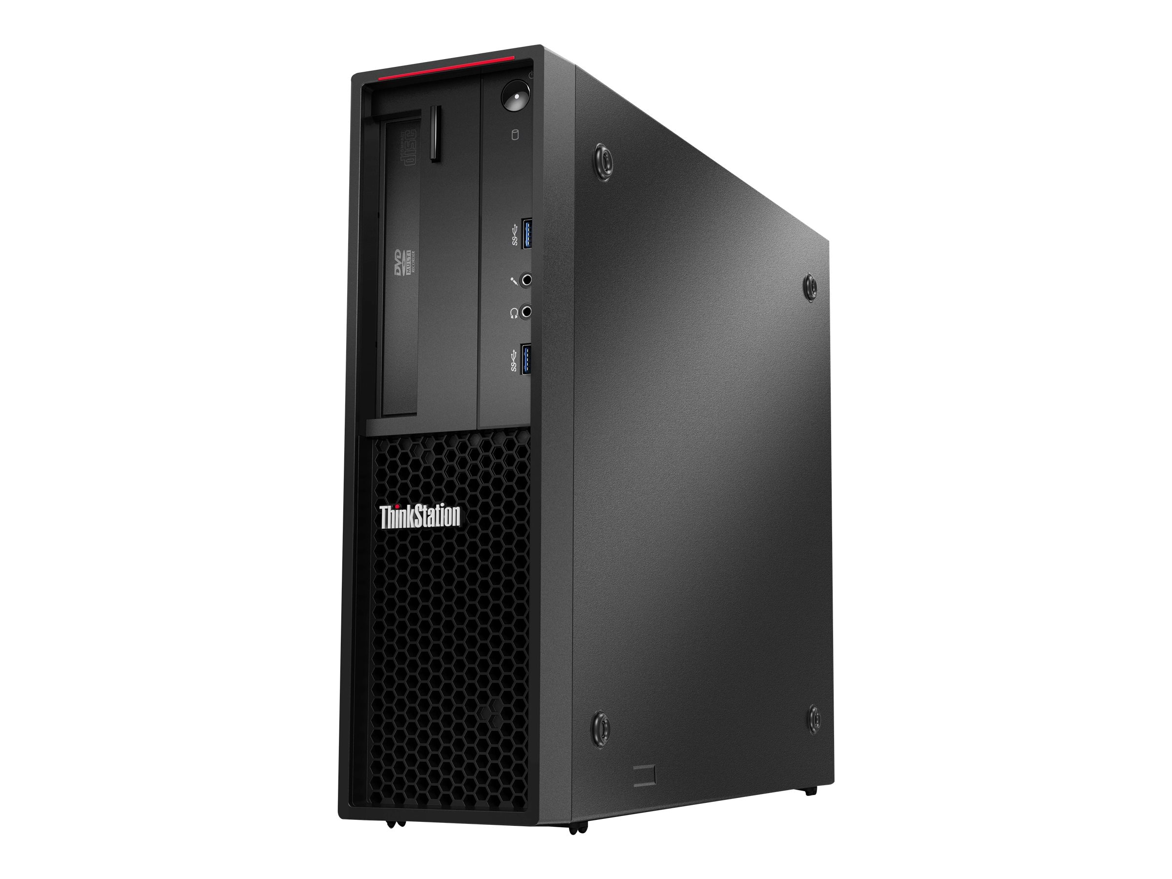 Lenovo TopSeller ThinkStation P310 3.5GHz Xeon Windows 10 Pro 64-bit Edition, 30AV0020US