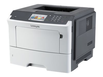 Lexmark MS610de Monochrome Laser Printer w  CAC Enablement (TAA Compliant)