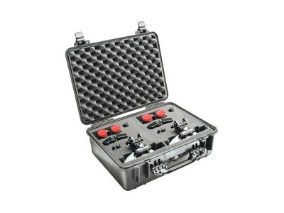 Pelican Pelican 1520 Case with Foam, Black, 1520-000-110, 9760209, Carrying Cases - Other