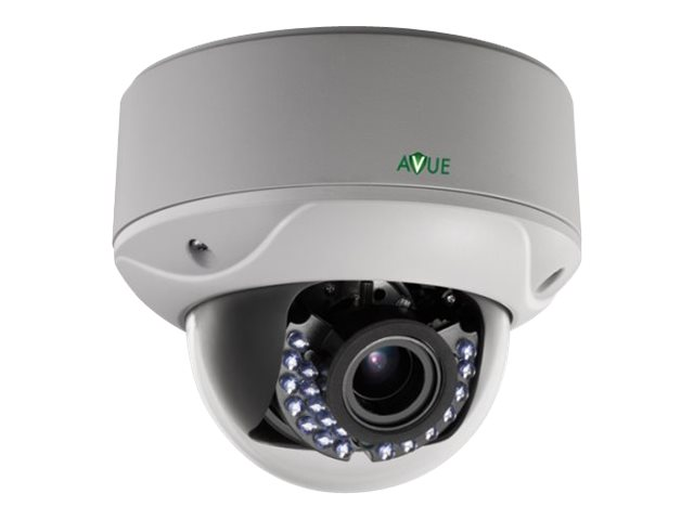 Avue 2MP HD 1080p Vari-focal IR Dome Camera with 2.8-12mm Lens