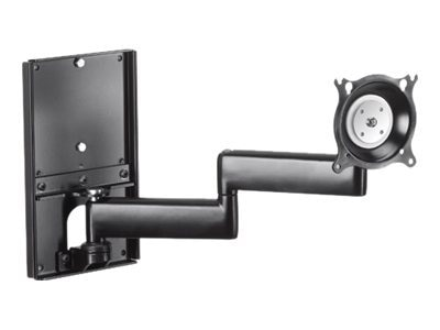 Chief Manufacturing Dual Arm Metal Stud Wall Mount for 10-30 Displays, KWDSK110B, 14503531, Stands & Mounts - AV