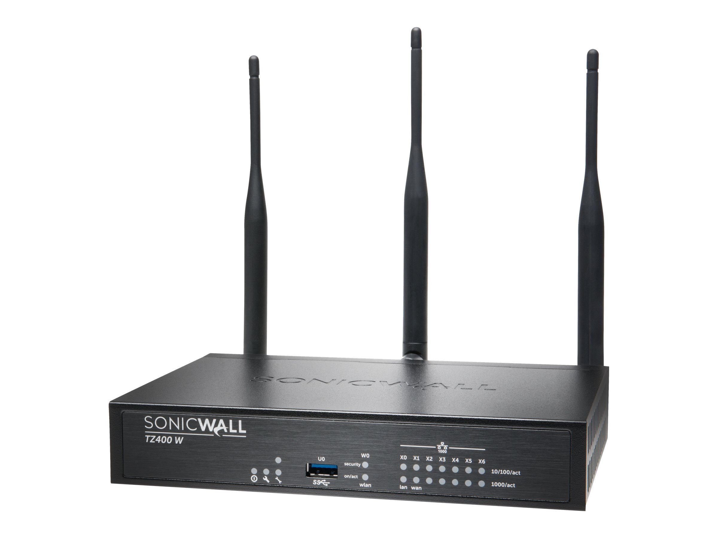 SonicWALL TZ400 Wireless AC with Secure Upgrade (2 Years)