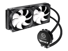 Thermaltake Water 3.0 Ultimate Extreme All-in-One Liquid Cooling System, CLW0224-B, 17845691, Cooling Systems/Fans