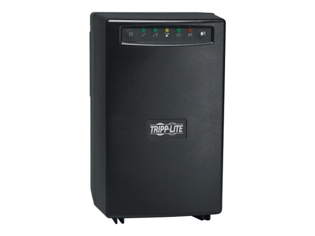 Tripp Lite 1050VA UPS Smart Pro Tower Line-Interactive (6) Outlet, SMART1050, 149052, Battery Backup/UPS