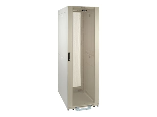 Tripp Lite 42U White SmartRack Premium Enclosure, Sides and Doors, White, SR42UW, 15389127, Racks & Cabinets