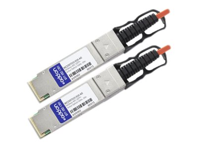 ACP-EP 56GBase-AOC QSFP+ to QSFP+ Multimode Direct Attach Cable for Mellanox, 10m