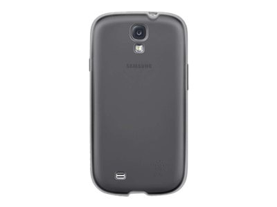 Belkin Grip Candy Case for Samsung Galaxy S4, Gravel Stone, F8M556BTC00, 15961058, Carrying Cases - Phones/PDAs