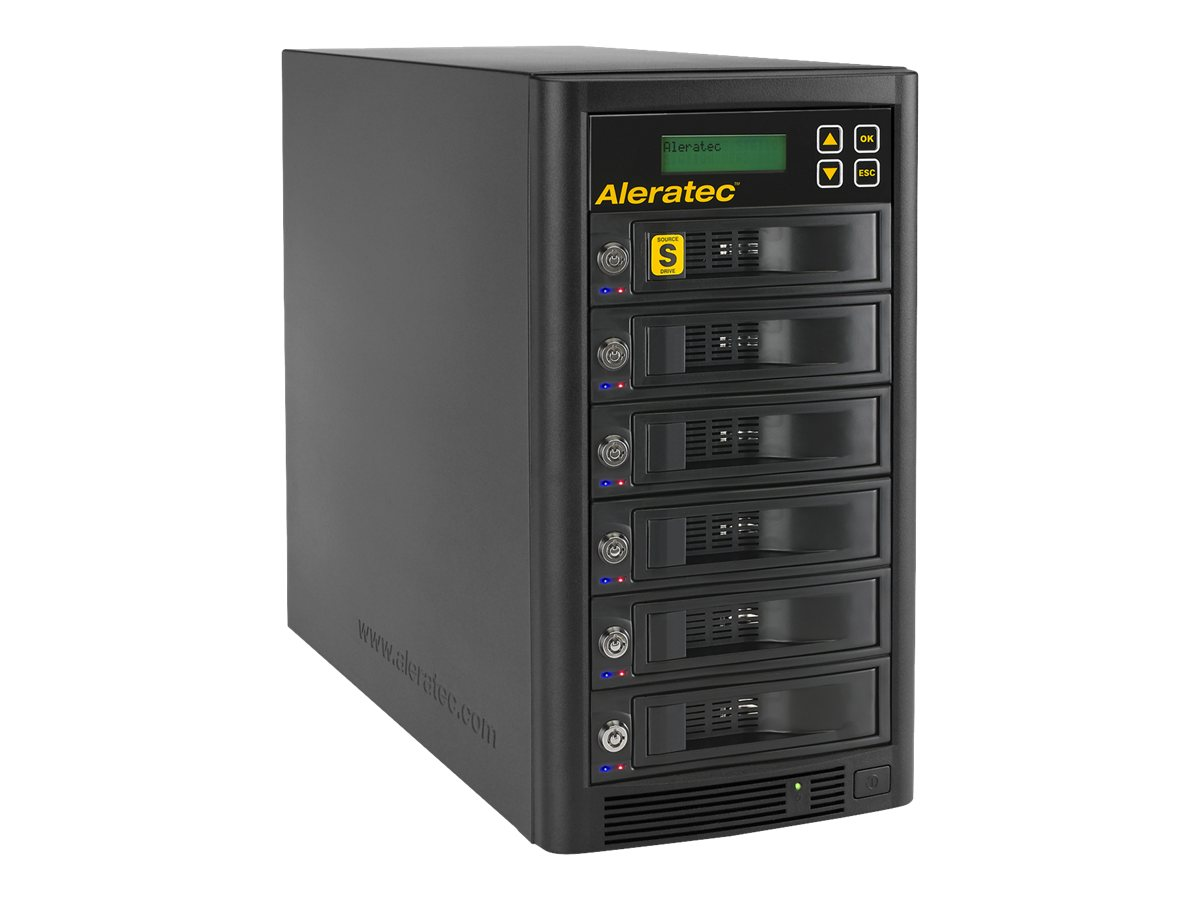 Aleratec 1:5 HDD Copy Cruiser High Speed Duplicator, 350125, 15924791, Hard Drive Duplicators